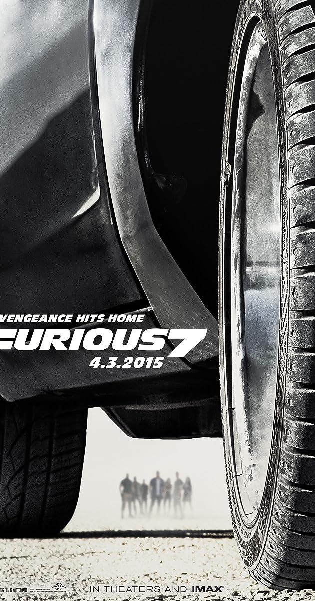 Furious Seven 2015 BRRip