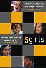 5 Girls Poster