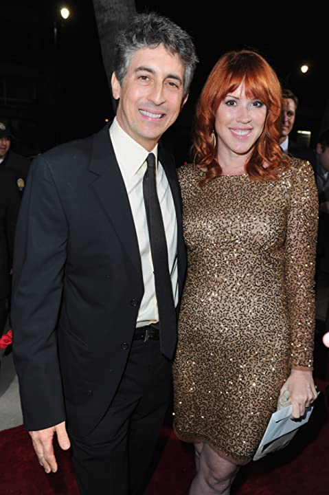 Molly Ringwald and Alexander Payne at The Descendants (2011)