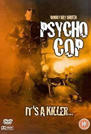 Psycho Cop Poster