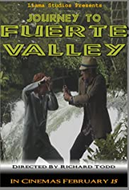 Journey to Fuerte Valley Poster