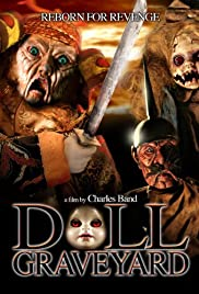 Doll Graveyard (2005) Poster - Movie Forum, Cast, Reviews