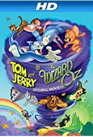 Watch Movie Tom and Jerry & The Wizard of Oz (2011)
