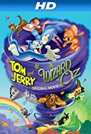 Tom and Jerry & The Wizard of Oz (2011) Poster - Movie Forum, Cast, Reviews