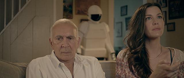 Liv Tyler and Frank Langella in Robot & Frank (2012)