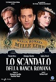 Lo scandalo della Banca Romana Poster