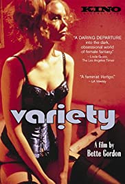 Variety (1983) Poster - Movie Forum, Cast, Reviews
