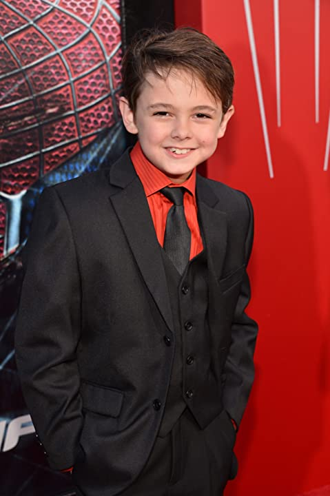 Max Charles at The Amazing Spider-Man (2012)