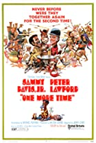 One More Time (1970) Poster