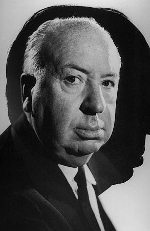 Alfred Hitchcock, 1962. Modern silver gelatin, 14x11, signed. $600 © 1978 Gabi Rona MPTV