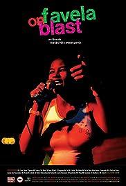 Favela on Blast Poster