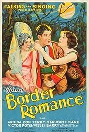 Border Romance Poster