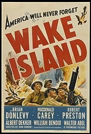 Wake Island Poster