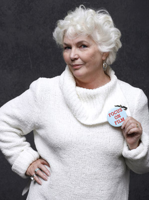 Fionnula Flanagan at Slipstream (2007)