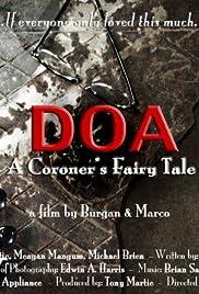 DOA: A Coroner's Fairy Tale Poster