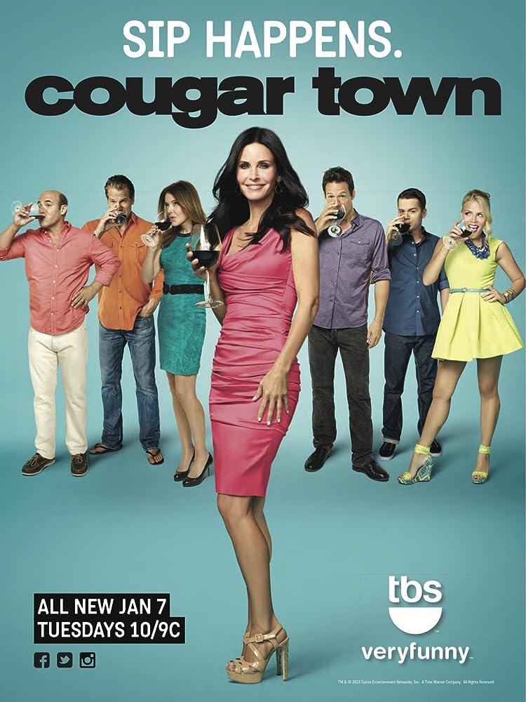 熟女镇第一至四季/全集Cougar Town迅雷下载