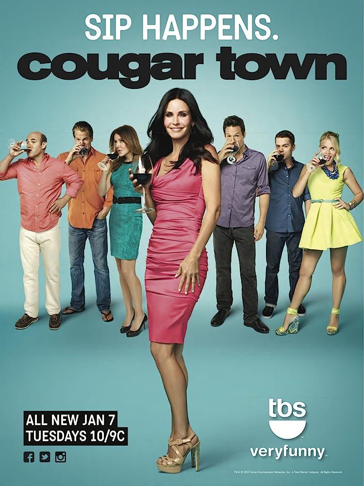 熟女镇第一至四季/全集Cougar Town第1季