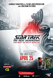 Star Trek: The Next Generation - Regeneration: Engaging the Borg Poster