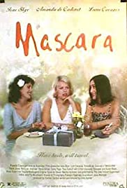 Mascara (1999) Poster - Movie Forum, Cast, Reviews