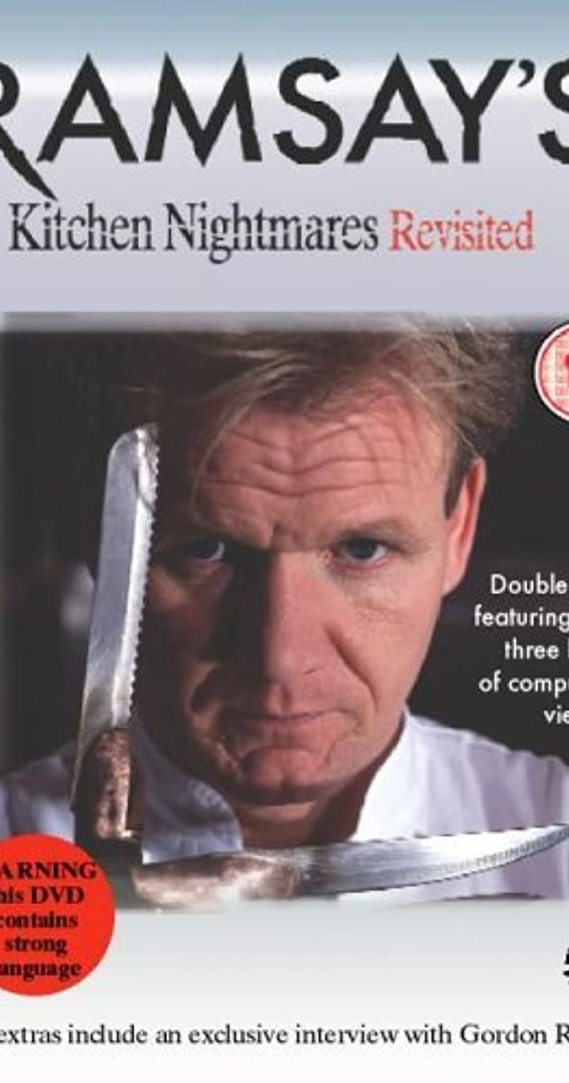 Ramsay S Kitchen Nightmares Blu Ray