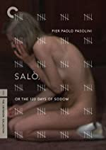 SalxF2 or the 120 Days of Sodom(1976)
