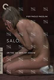 Salò, or the 120 Days of Sodom (1975) Poster - Movie Forum, Cast, Reviews
