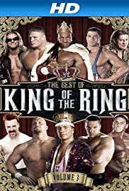 WWE Best of King of the Ring Vol 3 Poster