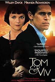 Tom & Viv(1994) Poster - Movie Forum, Cast, Reviews