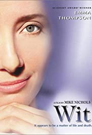 Wit (2001) Poster - Movie Forum, Cast, Reviews