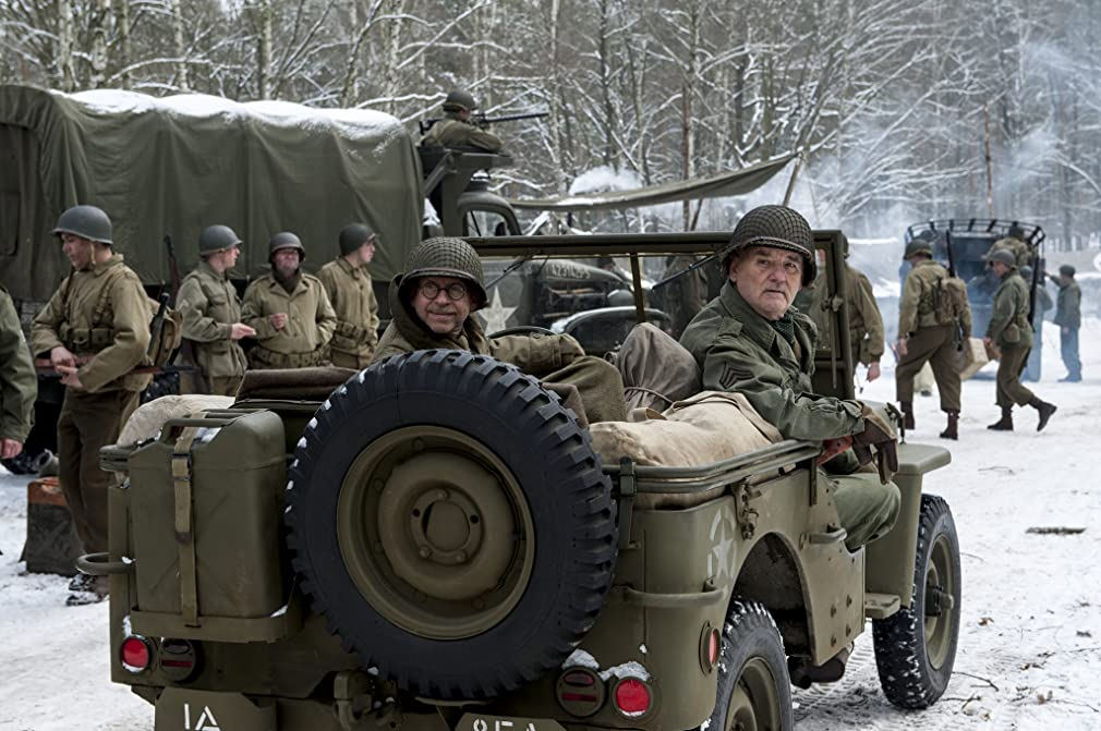 Watch The Monuments Men the full movie online for free