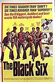 The Black 6 Poster