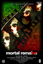 Mortal Remains Poster