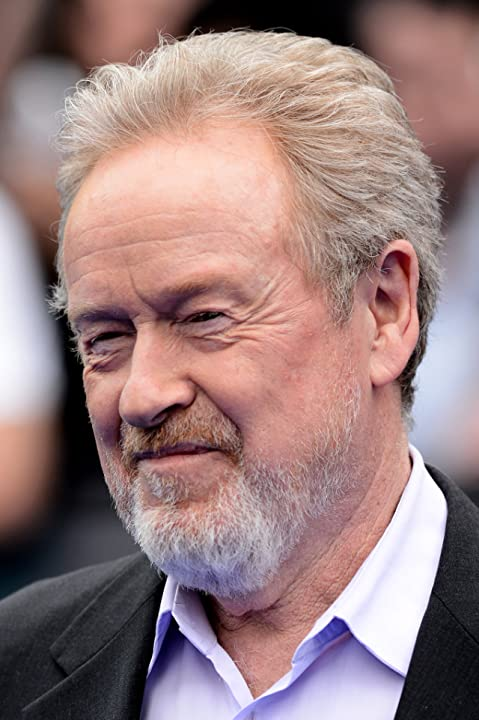 Ridley Scott at an event for Prometheus (2012)