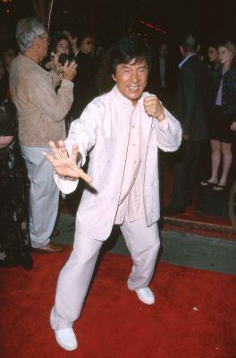 Jackie Chan at Shanghai Noon (2000)