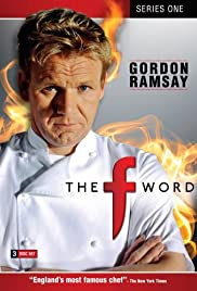 The F Word Poster - TV Show Forum, Cast, Reviews
