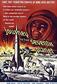 Journey to the Seventh Planet (1962) Poster - Movie Forum, Cast, Reviews