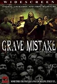 Grave Mistake Poster