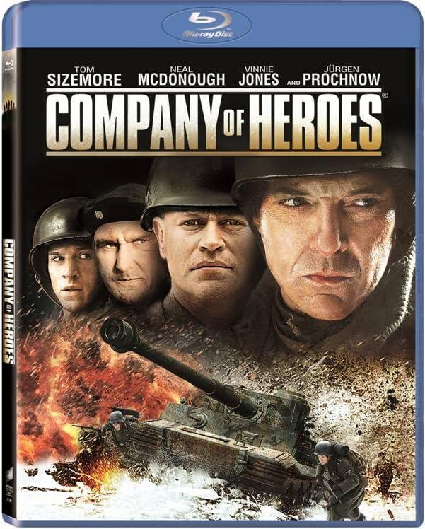 Company of Heroes DVDRip |1link mega latino
