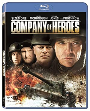 Poster Company of Heroes