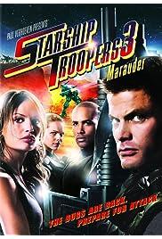 Watch Movie Starship Troopers 3: Marauder (2008)