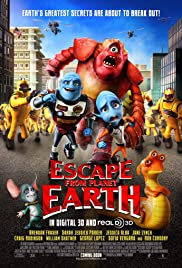 Escape from Planet Earth (2013) Poster - Movie Forum, Cast, Reviews