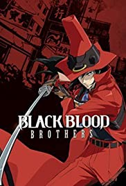 Black Blood Brothers Poster - TV Show Forum, Cast, Reviews