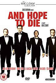And Hope to Die (1972) Poster - Movie Forum, Cast, Reviews