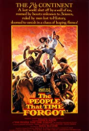 The People That Time Forgot (1977) Poster - Movie Forum, Cast, Reviews
