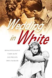 Wedding in White Poster