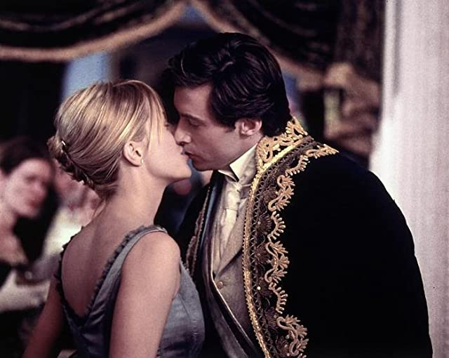 Meg Ryan and Hugh Jackman in Kate & Leopold (2001)