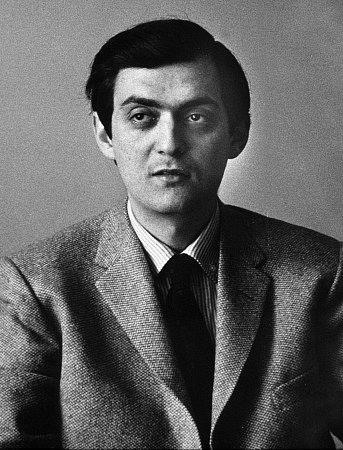 Stanley Kubrick, circa 1960.
