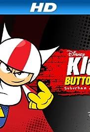 Kick Buttowski: Suburban Daredevil Poster