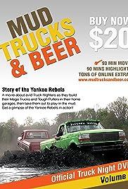 Mud Trucks & Beer Poster