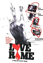 Love Rome Poster